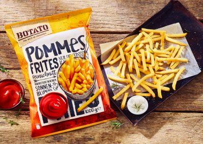 Botato Kartoffel-Produkte