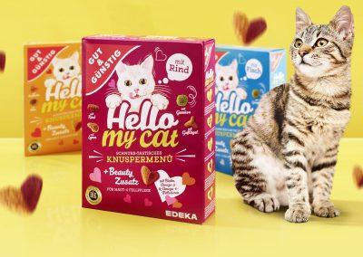 Gut & Günstig Katzenfutter