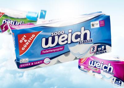 Gut & Günstig Hygienepapiere