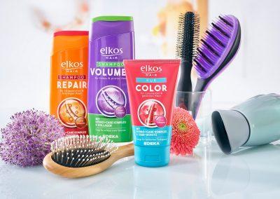 elkos hair Haarpflege-Produkte